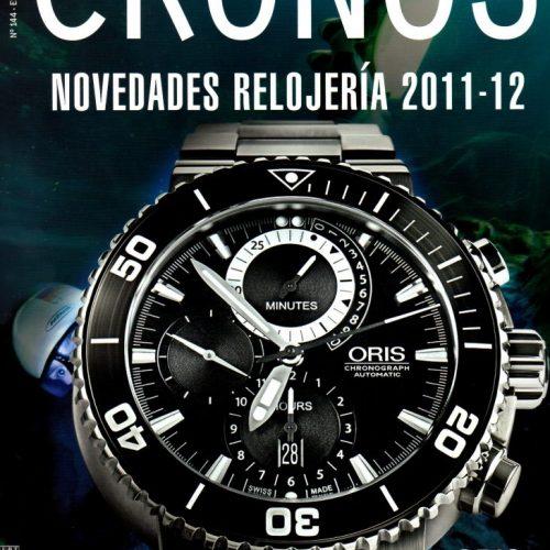 CFB - 2011 - 12-CRONOS PORTADA