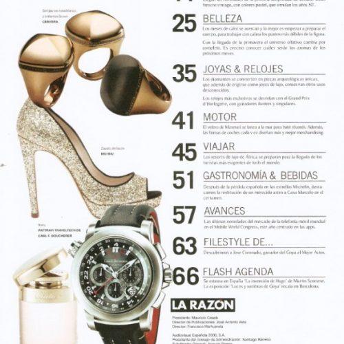 CFB - 2012 - 3-LA RAZON REPOR MARZO