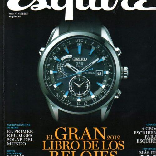 CFB - 2012 - 6-SQUIRE ESPECIAL RELOJES PORTADA