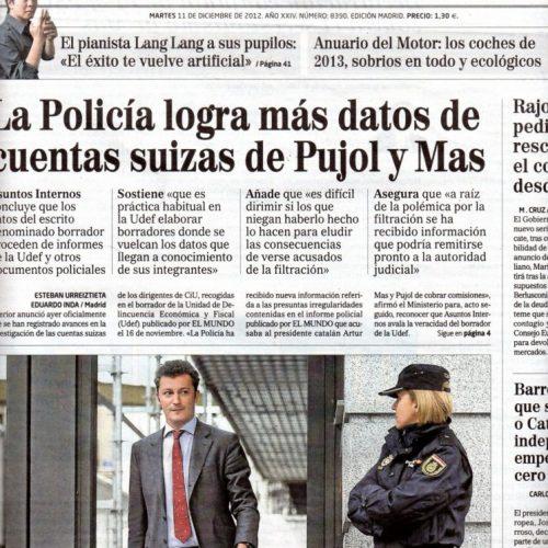 CFB - 2012 - EL MUNDO PORTADA 11 12