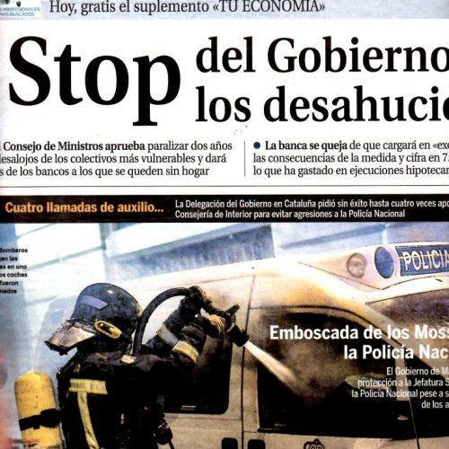 CFB - 2012 - LA RAZON PORTADA 16 11