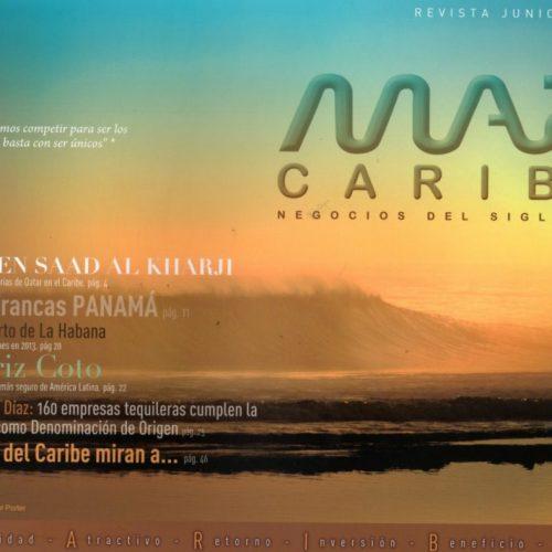 CFB - 2012 - MAR CARIBE PORTADA