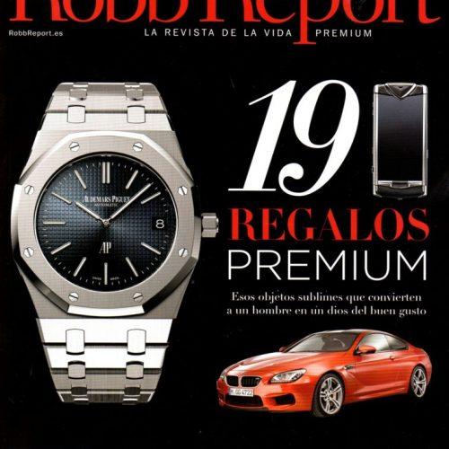 CFB - 2012 - ROBB REPORT PORTADA MAYO