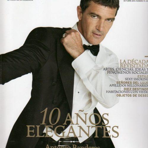 CFB - 2013 - 10-Gentleman_portada