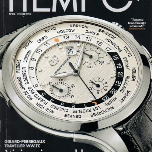 CFB - 2013 - 10-Tiempoderelojes_portada