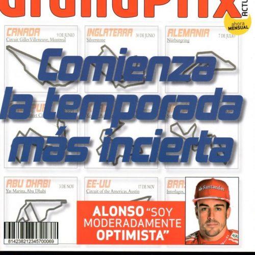 CFB - 2013 - GRAND PRIX PORTADA