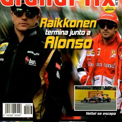 CFB - 2013 - Grand_Prix _portada