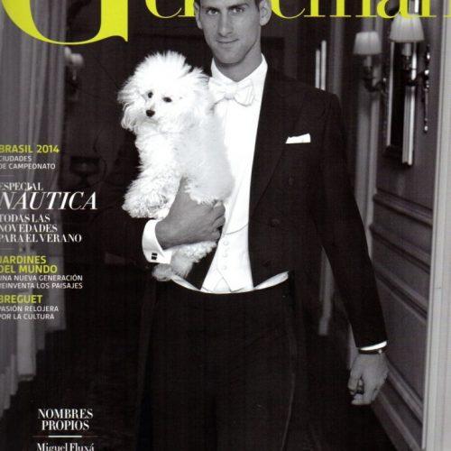 CFB - 2014 - 5-Gentleman_portada