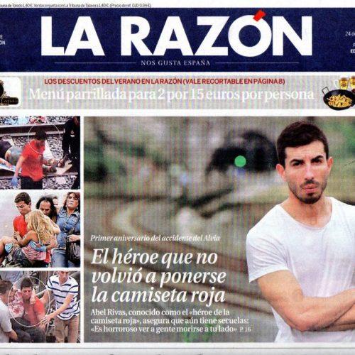 CFB - 2014 - 7-LaRazon_240714_portada