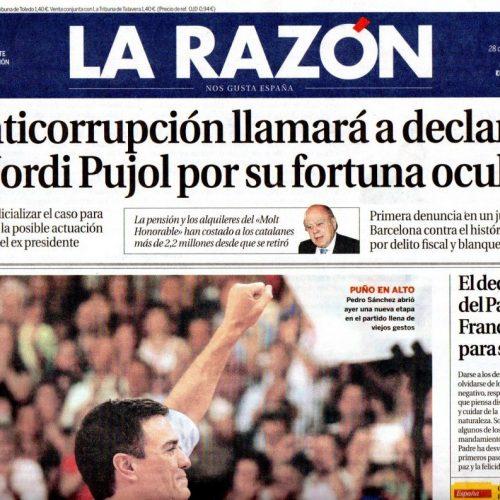 CFB - 2014 - 7-LaRazon_280714_portada