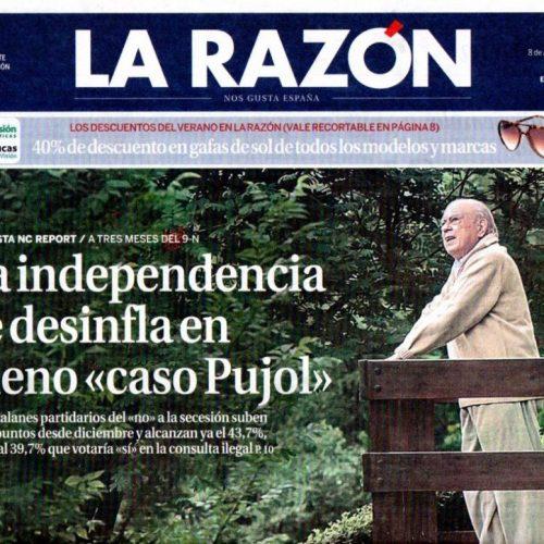 CFB - 2014 - 8-LaRazon_080814_portada