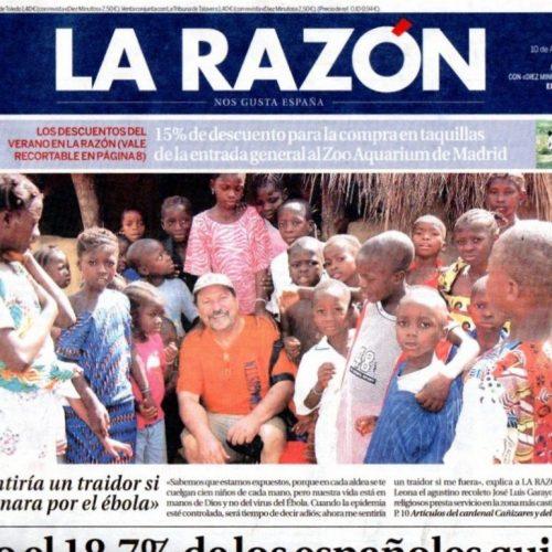 CFB - 2014 - 8-LaRazon_100814_portada