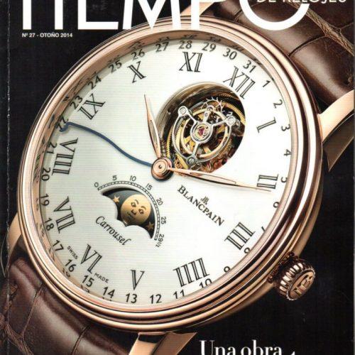 CFB - 2014 - 9- TiempoDeRelojes_portada