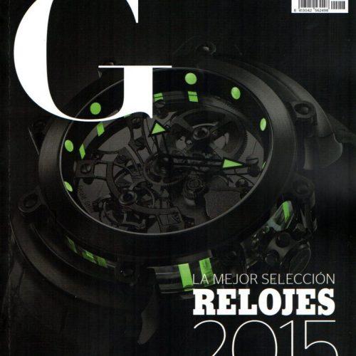 CFB - 2015 - 6-Gentleman_GuiaRelojes_ portada