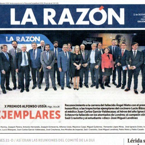 CFB - 2017 - 12-LaRazon_121217_portada