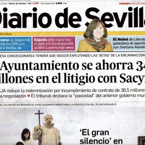 CT - 2015 - 10-ElDiariodeSevilla_091015_portada