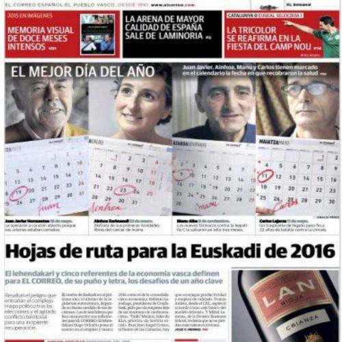 CT - 2015 - 12-ElCorreo_271215_portada