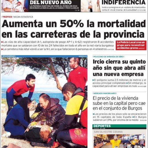 CT - 2016 - 1-Diario de Burgos_portada